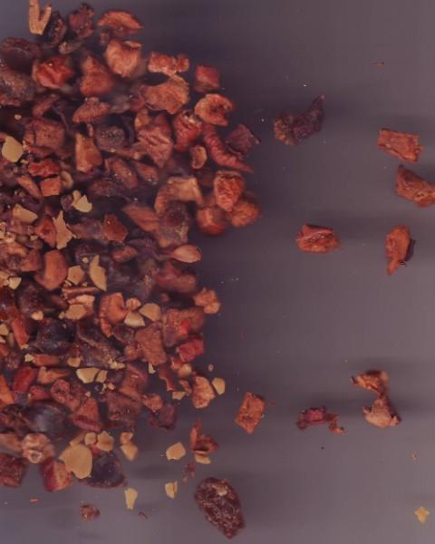 Früchtetee Gebrannte Mandeln