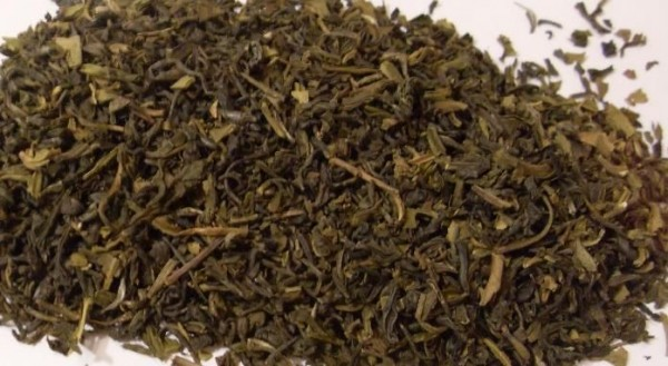 Darjeeling grün second flush FTGFOP 1