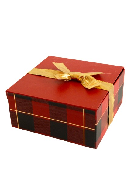 """Geschenkbox """"Traditionelle Weihnacht"""" gepackt"""