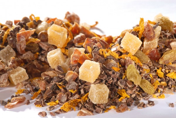 Schokolade - Ingwer (magenmild,basisch)